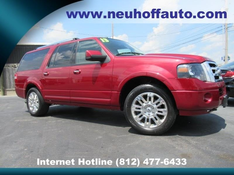 Ford Dealership Evansville >> Neuhoff Auto Sales Car Dealer In Evansville In