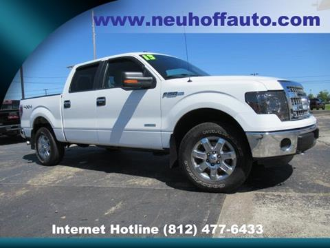 pickup truck for sale in evansville in neuhoff auto sales pickup truck for sale in evansville in