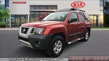 2012 Nissan Xterra for sale in Jersey City, NJ