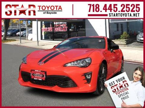 2017 Toyota 86 for sale in Flushing, NY