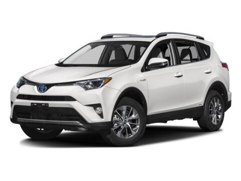2016 Toyota RAV4 Hybrid XLE for sale at STAR TOYOTA & SCION OF BAYSIDE in Flushing NY