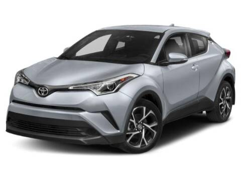 2018 Toyota C-HR for sale at STAR TOYOTA & SCION OF BAYSIDE in Flushing NY