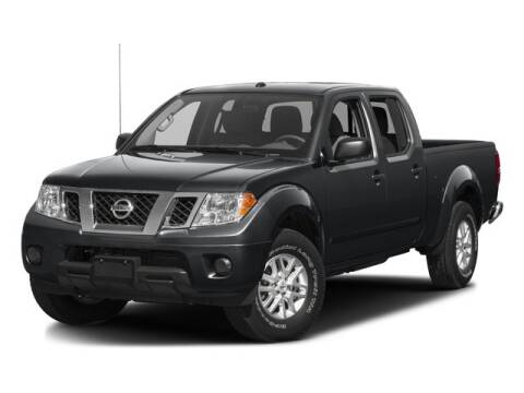 2016 Nissan Frontier SV for sale at STAR TOYOTA & SCION OF BAYSIDE in Flushing NY