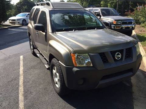 2006 Nissan Xterra for sale in Lawrenceville, GA