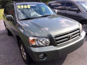 2004 Toyota Highlander for sale in Lawrenceville, GA
