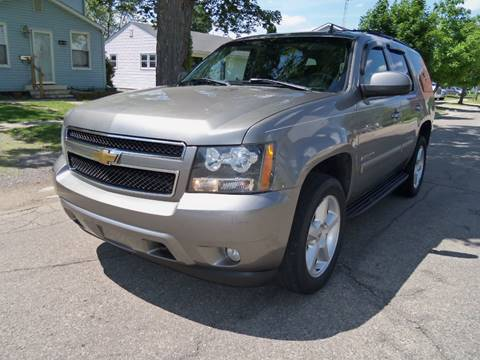 2007 Chevrolet Tahoe for sale in Dundee, MI