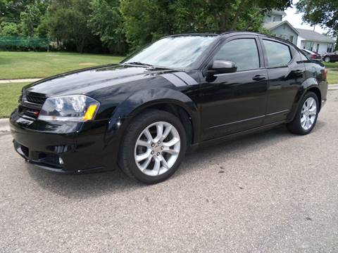 2013 Dodge Avenger for sale in Dundee, MI