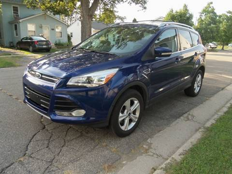 2013 Ford Escape for sale in Dundee, MI
