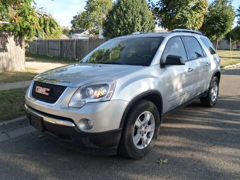 2009 GMC Acadia for sale in Dundee, MI