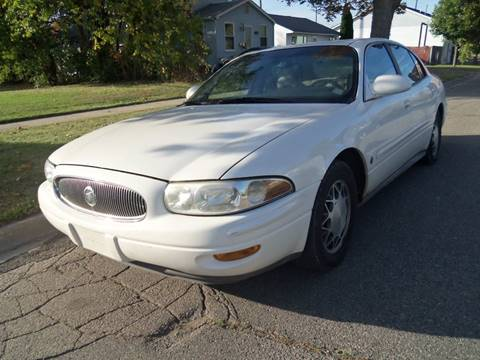 2002 Buick LeSabre for sale in Dundee, MI