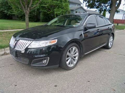 2009 Lincoln MKS for sale in Dundee, MI