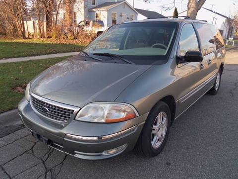 2003 Ford Windstar for sale in Dundee, MI
