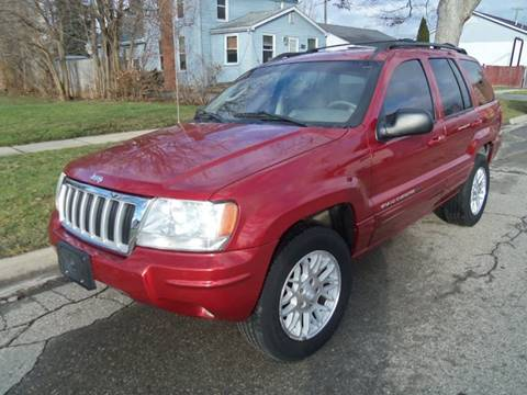 2004 Jeep Grand Cherokee for sale in Dundee, MI