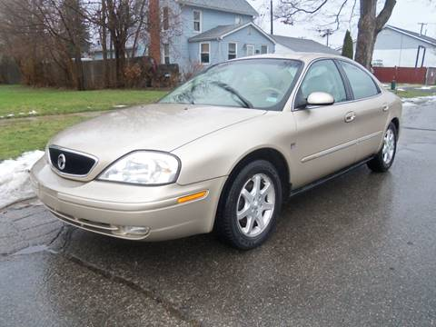 2000 Mercury Sable for sale in Dundee, MI