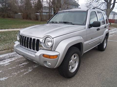2003 Jeep Liberty for sale in Dundee, MI
