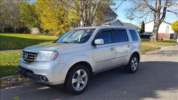 2014 Honda Pilot for sale in Dundee, MI
