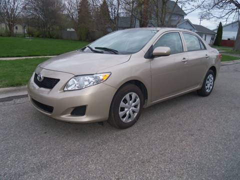 2010 Toyota Corolla for sale in Dundee, MI