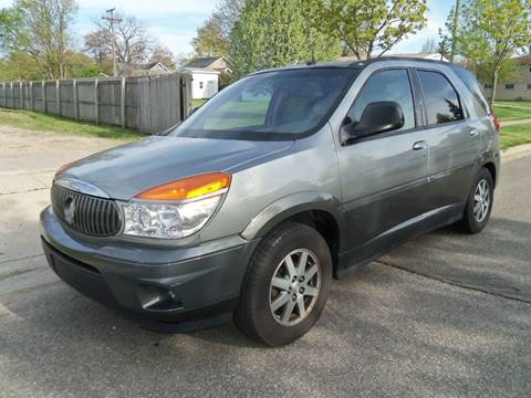 2003 Buick Rendezvous for sale in Dundee, MI