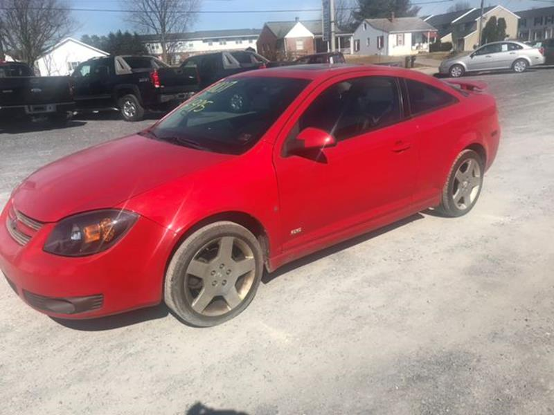 2007 Chevrolet Cobalt SS 2dr Coupe (2 4L I4) In Chambersburg