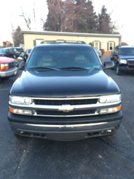 2001 Chevrolet Suburban for sale in Chambersburg, PA