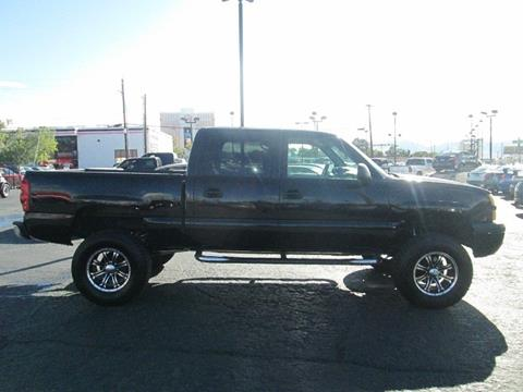 2005 Chevrolet Silverado 1500 for sale in Reno, NV