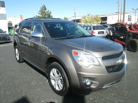 2010 Chevrolet Equinox for sale in Reno, NV