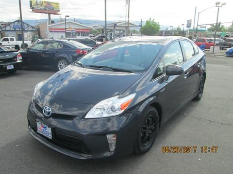 2014 Toyota Prius for sale in Reno, NV