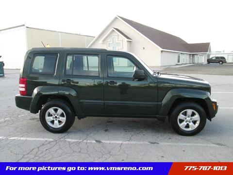 2011 Jeep Liberty for sale in Reno, NV