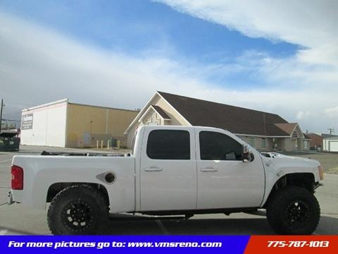 2007 GMC Sierra 2500HD for sale in Reno, NV