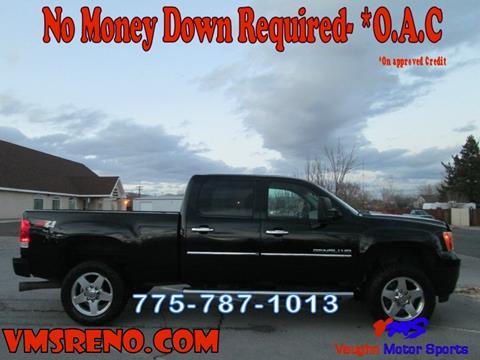 2014 GMC Sierra 2500HD for sale in Reno, NV