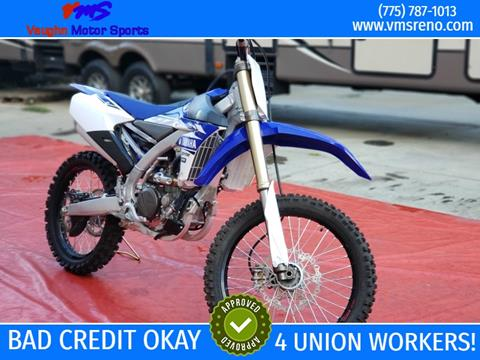 2017 Yamaha YZ250F for sale in Reno, NV