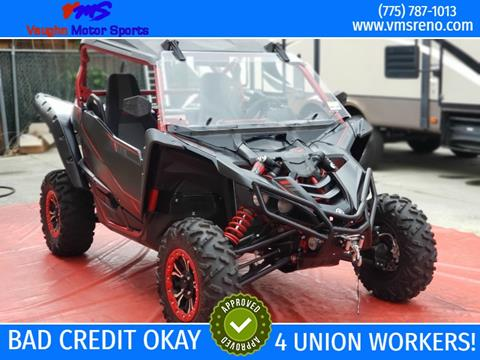 2017 Yamaha YXZ 1000R SS for sale in Reno, NV