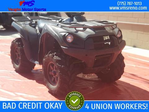 2017 Kawasaki Brute Force™ for sale in Reno, NV