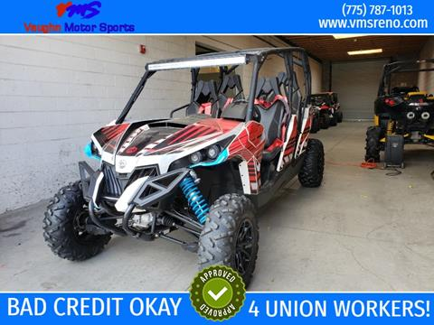2017 Can-Am Maverick Max 1000 Turbo DS for sale in Reno, NV