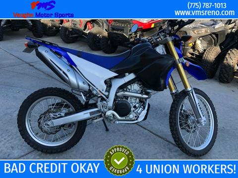 2017 Yamaha WR250R for sale in Reno, NV