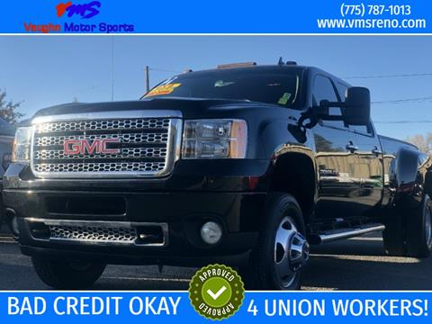 2012 GMC Sierra 3500HD for sale in Reno, NV