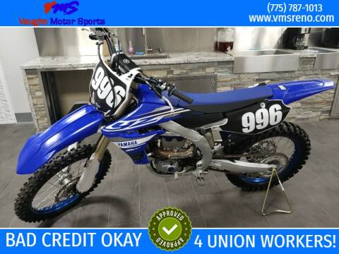 2019 Yamaha YZ250F for sale in Reno, NV