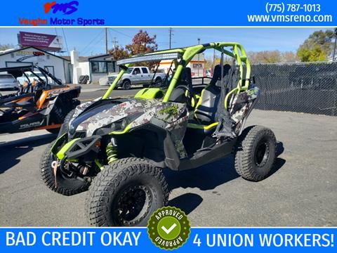 2015 Can-Am MAVERICK 1000R X MR for sale in Reno, NV