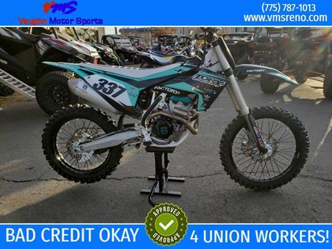 2016 Husqvarna FC250 for sale in Reno, NV