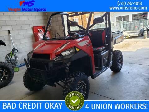 2013 Polaris Ranger for sale at VAUGHN MOTOR SPORTS in Reno NV