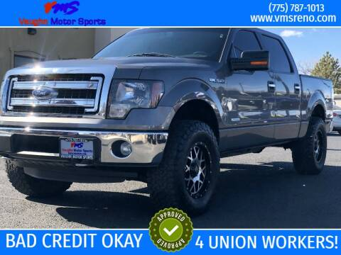 2013 Ford F-150 for sale at VAUGHN MOTOR SPORTS in Reno NV
