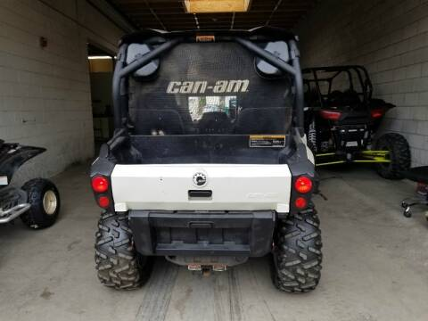 2013 Can-Am Commander
