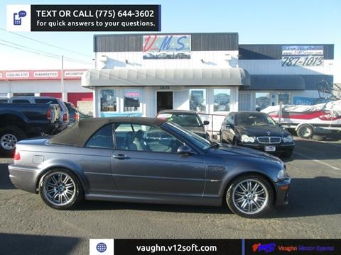 2003 BMW M3 for sale in Reno, NV