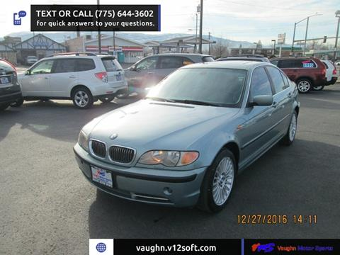 2002 BMW 3 Series for sale in Reno, NV