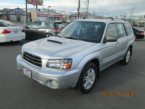 2004 Subaru Forester for sale in Reno, NV