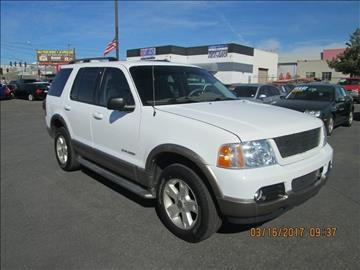 2004 Ford Explorer for sale in Reno, NV