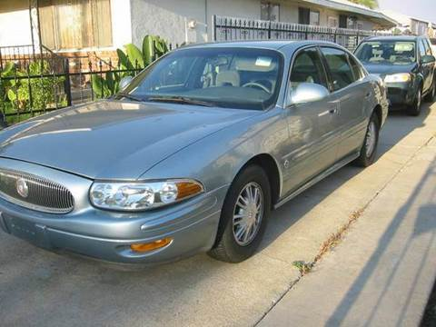 2003 Buick LeSabre for sale at Gus Auto Sales & Service in Gardena CA