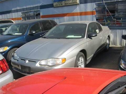 2005 Chevrolet Monte Carlo for sale in Gardena, CA