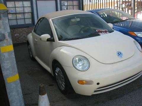 2005 Volkswagen New Beetle for sale in Gardena, CA