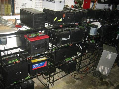 2000 ALL MAKES BATTERIES for sale at Gus Auto Sales & Service in Gardena CA